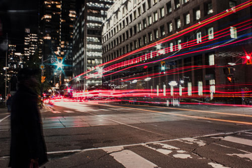 traffic management services in London